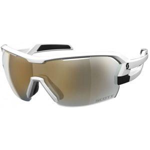 Scott SPUR bílá UNI - Cyklistické sluneční brýle