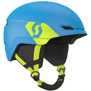 Scott KEEPER 2 JR modrá (53 - 56) - Dětská lyžařská helma