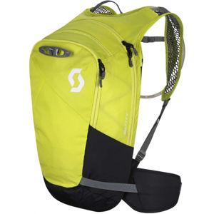 Scott PERFORM EVO HY' 16 žlutá NS - Cyklistický batoh