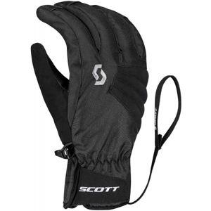 Scott ULTIMATE HYBRYD GLOVE černá L - Pánské lyžařské rukavice