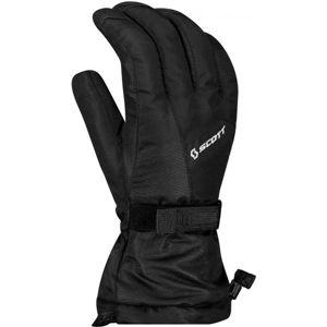 Scott ULTIMATE WARM W GLOVE černá L - Dámské lyžařské rukavice