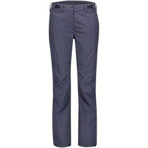 Scott ULTIMATE DRYO 10 W PANTS tmavě modrá M - Dámské lyžařské kalhoty