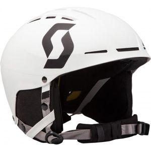 Scott APIC PLUS bílá (51 - 55) - Lyžařská helma