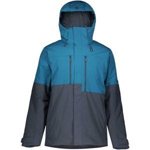 Scott ULTIMATE DRYO 10 JACKET modrá L - Pánská lyžařská bunda