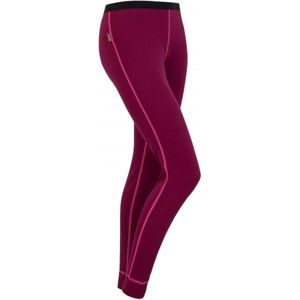 Sensor WOOL W červená L - Dámské spodní kalhoty