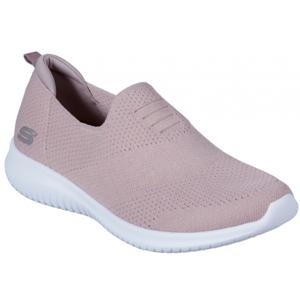 Skechers ULTRA FLEX HARMONIOUS světle růžová 41 - Dámské nazouvací boty