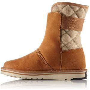 Sorel NEWBIE hnědá 7 - Dámská zimní obuv