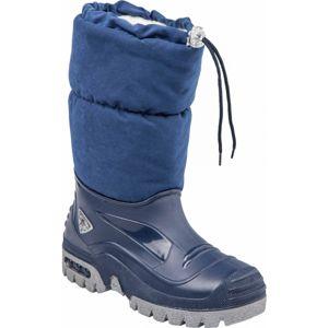 Spirale CHARA modrá 41 - Dětská zimní obuv