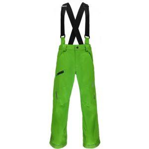 Spyder PROPULSION B zelená 14 - Chlapecké lyžařské kalhoty