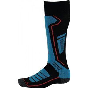 Spyder SPORT MERINO-SOCK černá M - Pánské sportovní ponožky