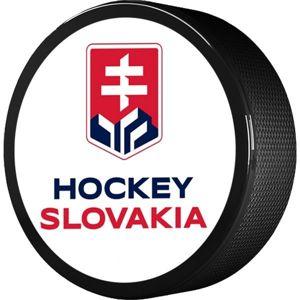 Střída OBOUSTRANNY PREKRIZENE HOKEJKY SVK  NS - Hokejový puk