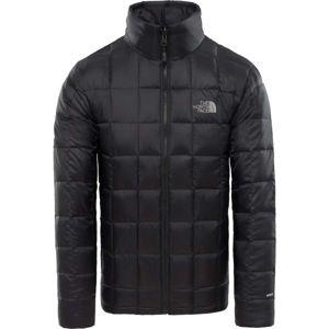 The North Face KABRU DOWN JACKET M černá S - Pánská zateplená bunda