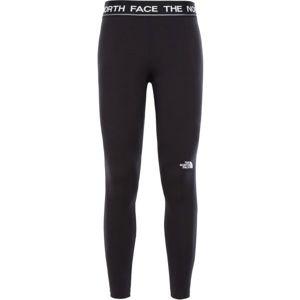 The North Face FLEX MR TIGHT W černá S - Dámské legíny