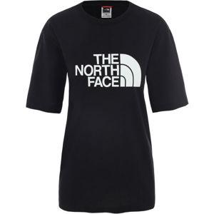 The North Face BOYFRIEND EASY černá XS - Dámské triko