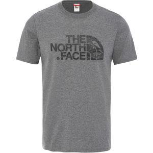 The North Face WOOD DOME TEE bílá XL - Pánské tričko