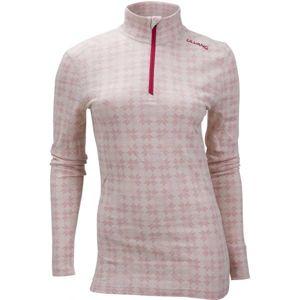 Ulvang MARISTUA růžová S - Dámské funkční sportovní triko