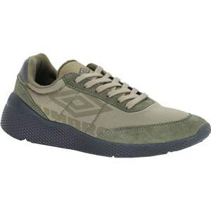 Umbro ANCOATS RE tmavě zelená 8 - Pánská volnočasová obuv