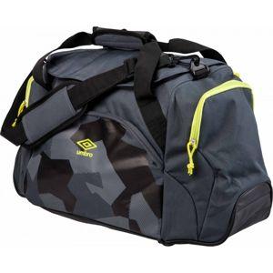 Umbro UX 2.0 MEDIUM HOLDALL tmavě šedá NS - Sportovní taška