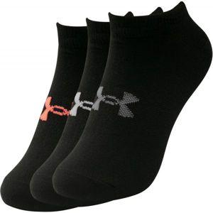 Under Armour ESSENTIALS NS černá 36-42 - Dámské ponožky