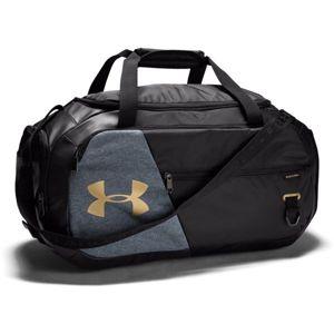 Under Armour UNDENIABLE DUFFEL 4.0 SM černá UNI - Sportovní taška