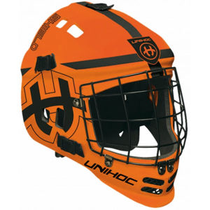 Unihoc SHIELD MASK  NS - Florbalová helma