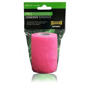 Uriel COHESIVE BANDAGE růžová NS - Elastické samofixační obinadlo