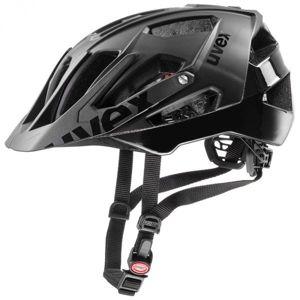 Uvex HELMA QUATRO černá (56 - 60) - Cyklistická helma