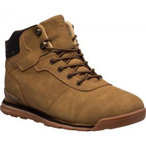 Willard CLEMENT hnědá 46 - Pánská kotníková obuv