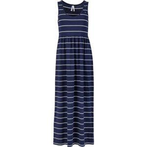 Willard DAMIANA tmavě modrá XXL - Dámské maxi šaty
