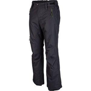 Willard FERGUS černá L - Pánské lyžařské kalhoty