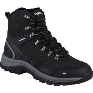 Willard HARRY černá 45 - Pánská zimní obuv