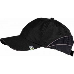 Willard KAPER černá UNI - Pánská čepice s kšiltem