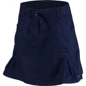 Willard TEMMY tmavě modrá 38 - Dámská plátěná sukně