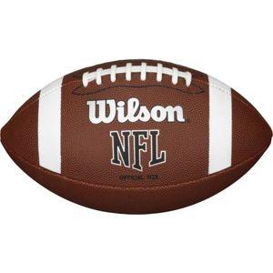 Wilson NFL OFF FBALL BULK XB   - Míč na americký fotbal