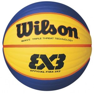 Wilson FIBA 3X3 GAME BSKT  NS - Basketbalový míč