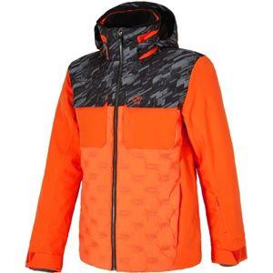 Ziener TUCANNON M oranžová 52 - Pánská bunda